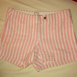 J. Crew chino shorts, worn once